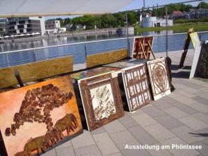 Ausstellung am Phönixsee