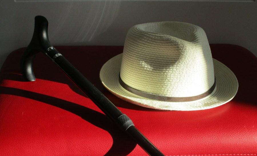 Ein Hut, ein Stock...