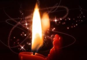 1. Kerze