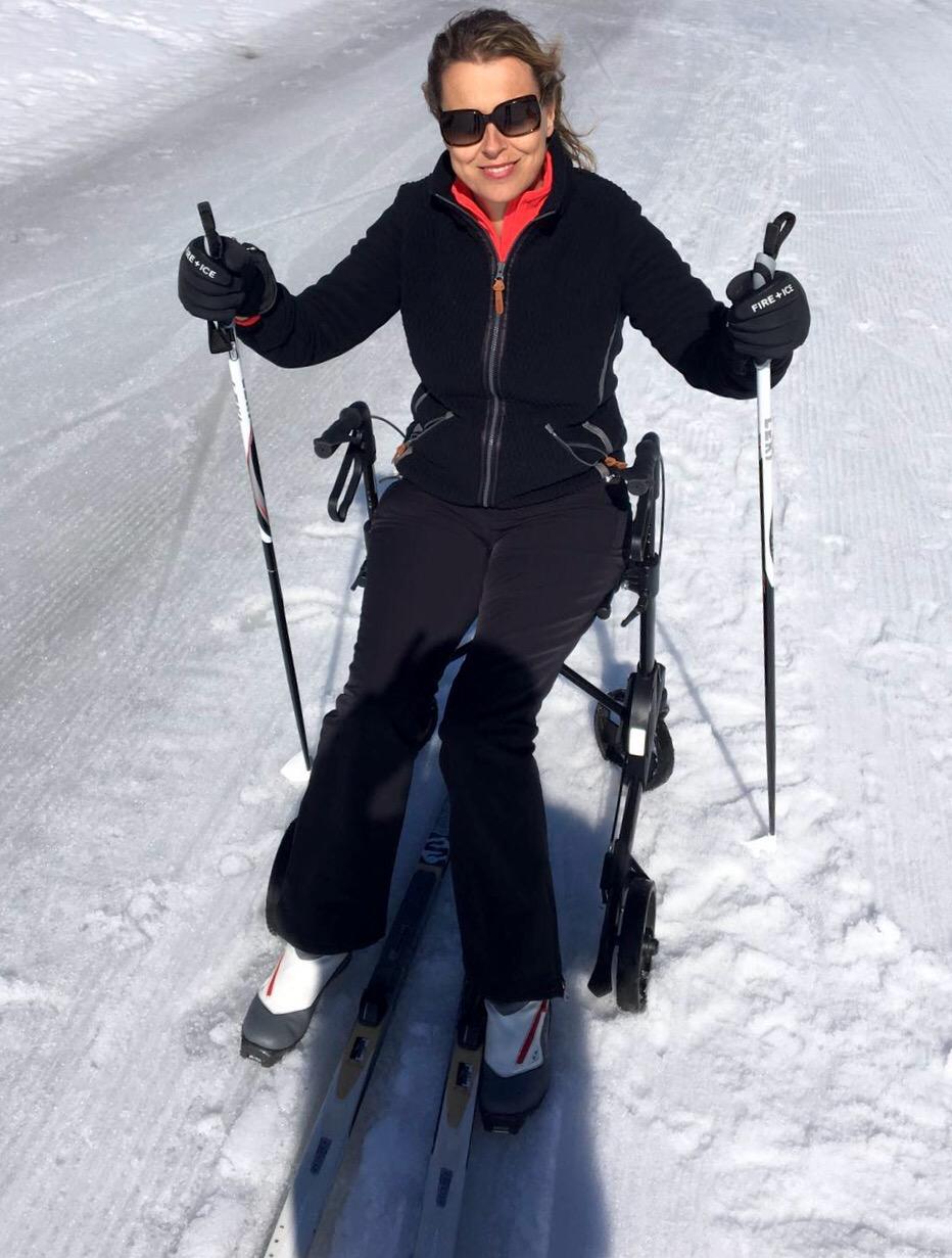 Langlauf + Multiple Sklerose